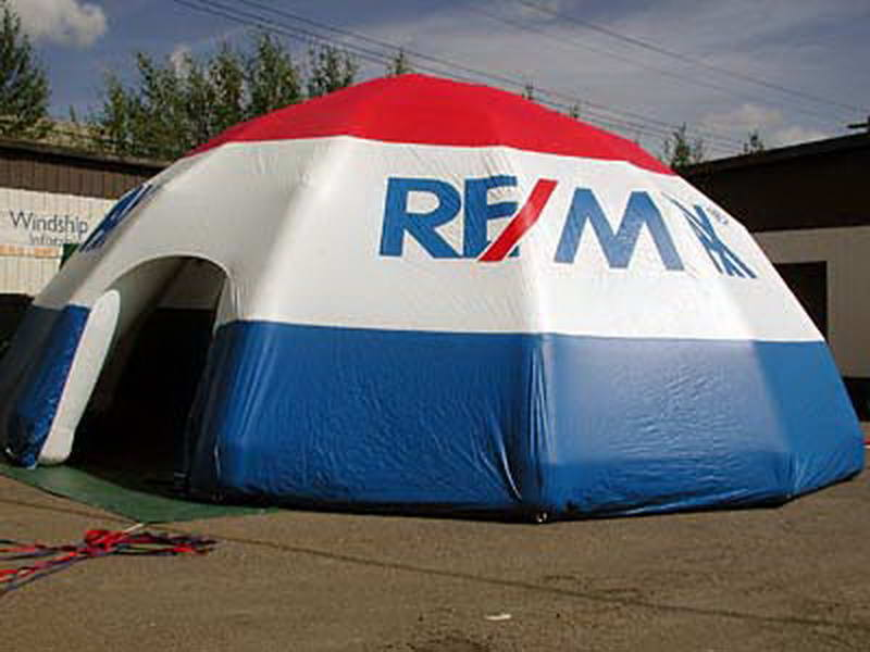 By combining various fabrics and shapes our inflatable tents and pavilions provide unlimited branding possibilities! & Inflatable Domes | Tents Domes u0026 Kiosks | Catalogue | Fly Away ...